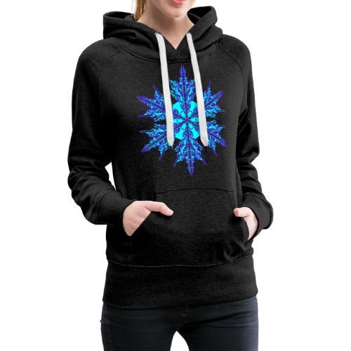 Schneeflocke IV - Frauen Premium Hoodie