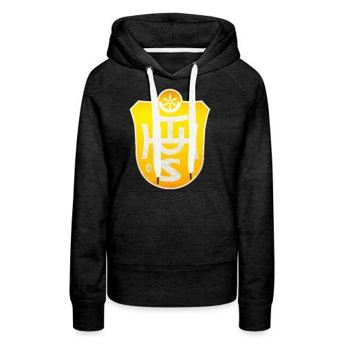 Bier_Logo - Frauen Premium Hoodie