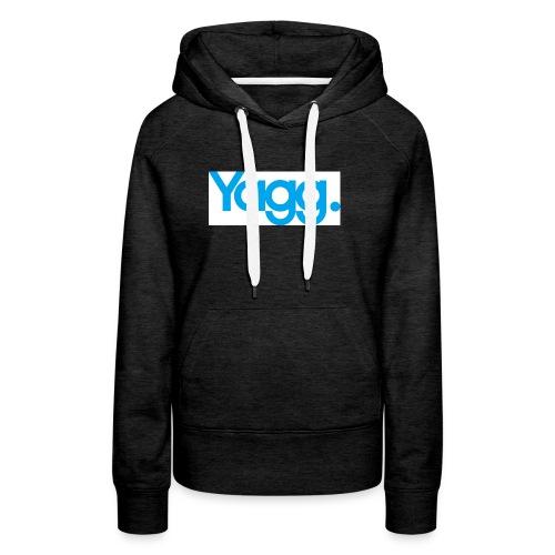 yagglogorvb - Sweat-shirt à capuche Premium pour femmes