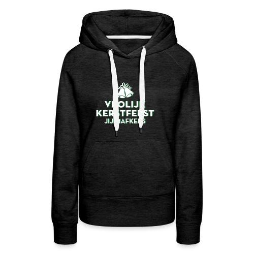 Jij Mafkees - Vrouwen Premium hoodie