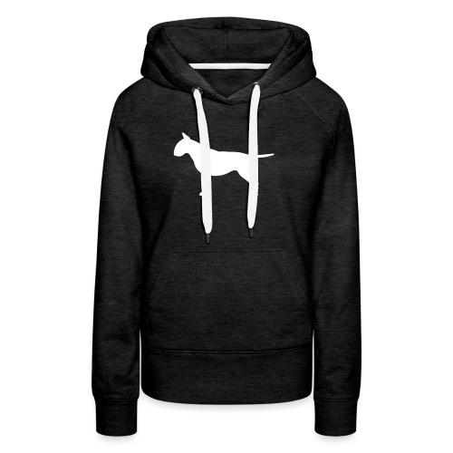 hunde_dogz_minibull_rumbs - Frauen Premium Hoodie