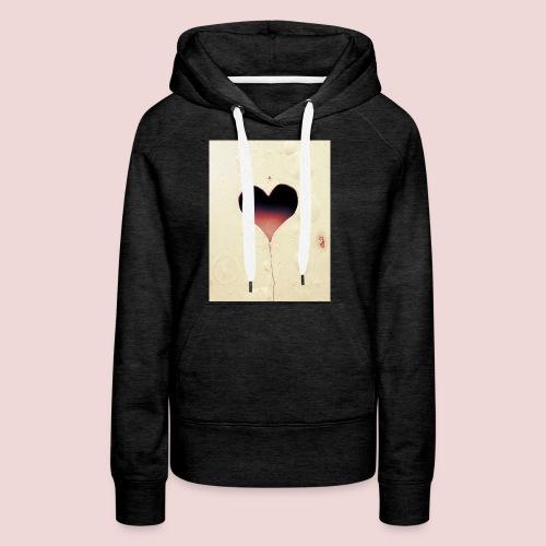 Liebe - Frauen Premium Hoodie
