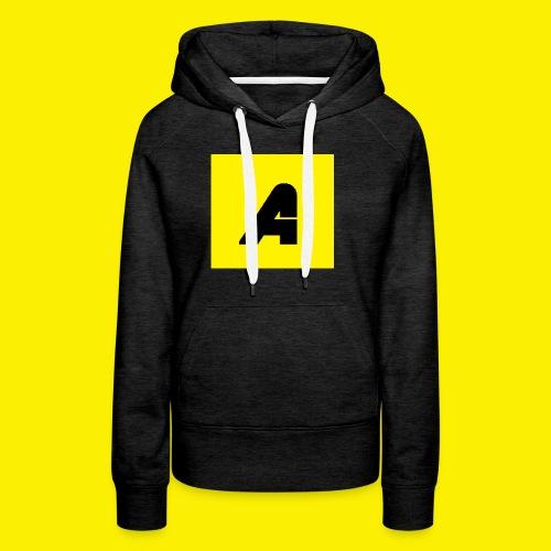 T-shirt Baby - Vrouwen Premium hoodie