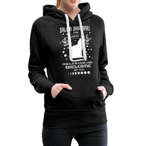 WAYWARD CATS - Sweat-shirt à capuche Premium pour femmes