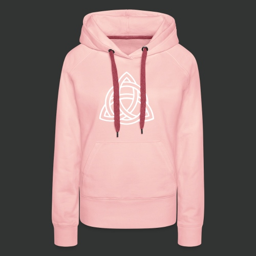 Celtic Knot — Celtic Circle - Women's Premium Hoodie