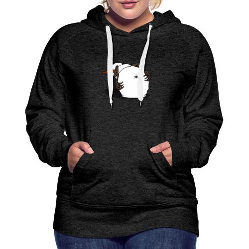 Pöchen - Frauen Premium Hoodie