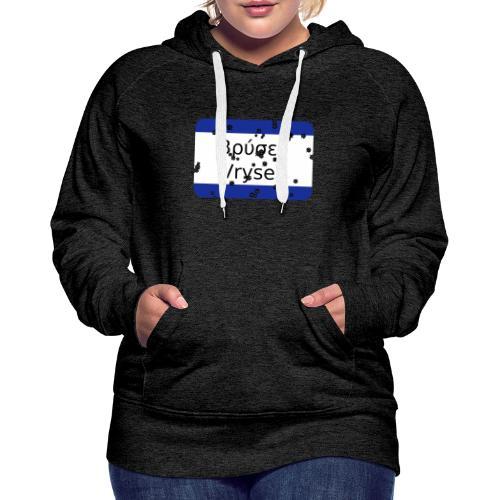 mg vryses - Frauen Premium Hoodie