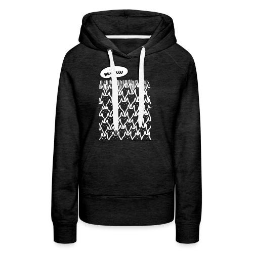 Miauw - Vrouwen Premium hoodie