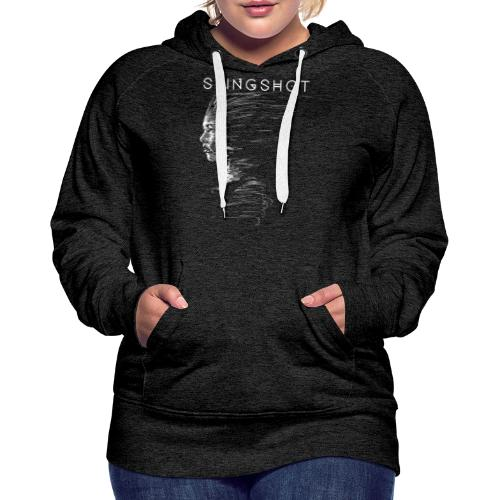 Slingshot with title - Women's Premium Hoodie