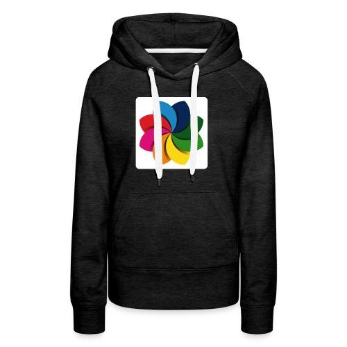 Croqqer girondola - Vrouwen Premium hoodie