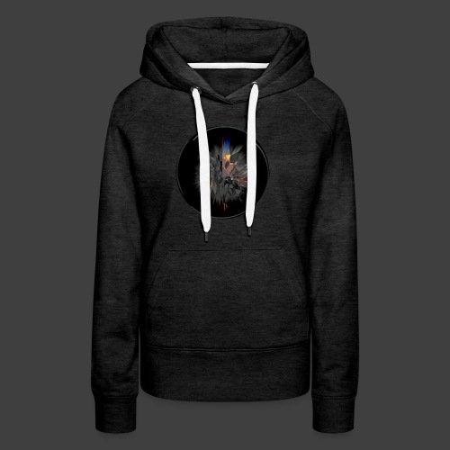 Some greys some colors - Women's Premium Hoodie