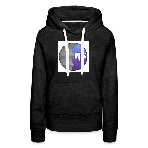 NoScrew New jpg - Sweat-shirt à capuche Premium pour femmes