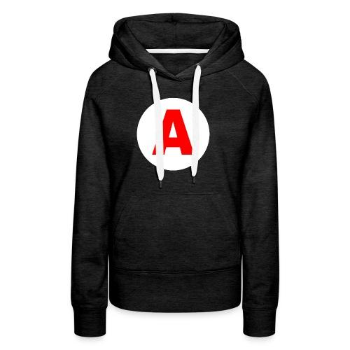 A, apprenti conducteur - Sweat-shirt à capuche Premium pour femmes