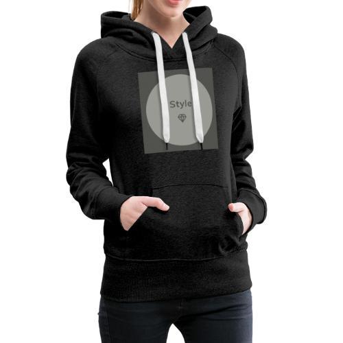 Style - Frauen Premium Hoodie