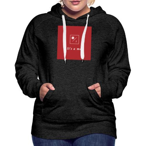 It's a me - Frauen Premium Hoodie