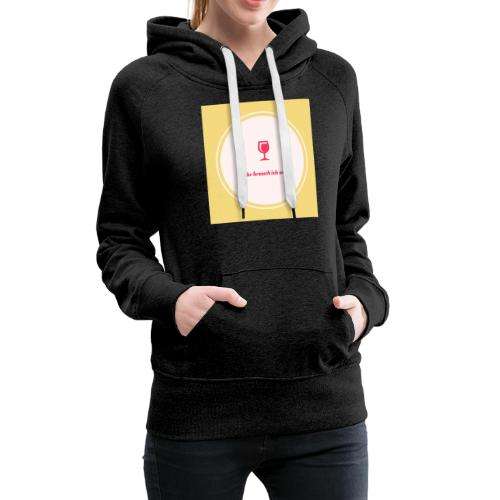mehr brauch ich nicht - Frauen Premium Hoodie