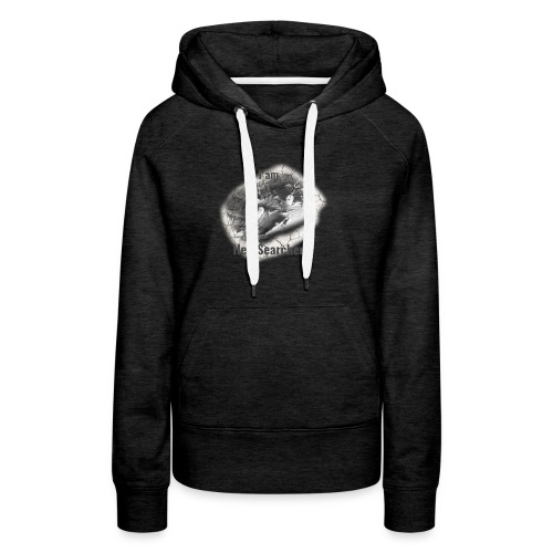I am Hell Searcher, T-Shirt Women - Women's Premium Hoodie