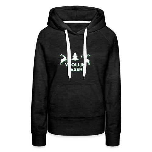 Vrolijk Pasen - Vrouwen Premium hoodie