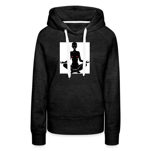 meditation - Frauen Premium Hoodie