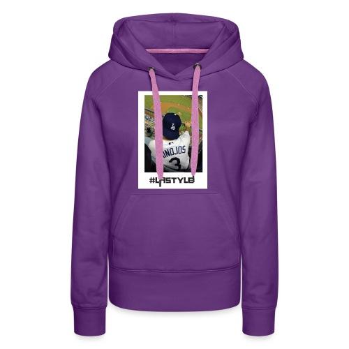 L.A. STYLE 1 - Women's Premium Hoodie