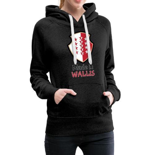 Made in Wallis - Wallis - Frauen Premium Hoodie
