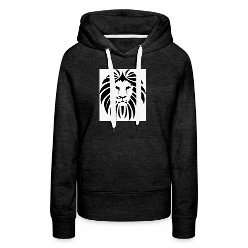 Lion Design - Women's Premium Hoodie