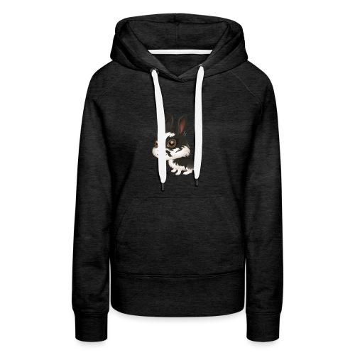 Konijn - Vrouwen Premium hoodie