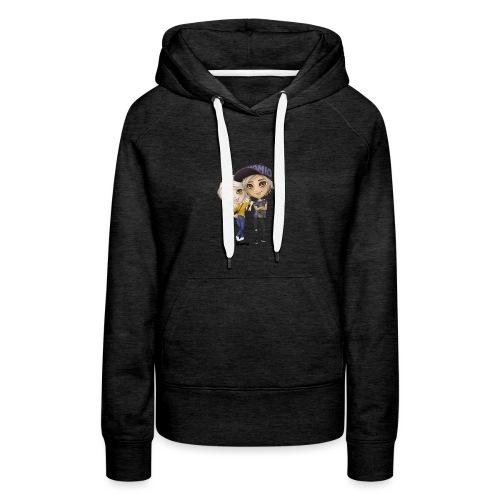 Emily & Lucas - Vrouwen Premium hoodie