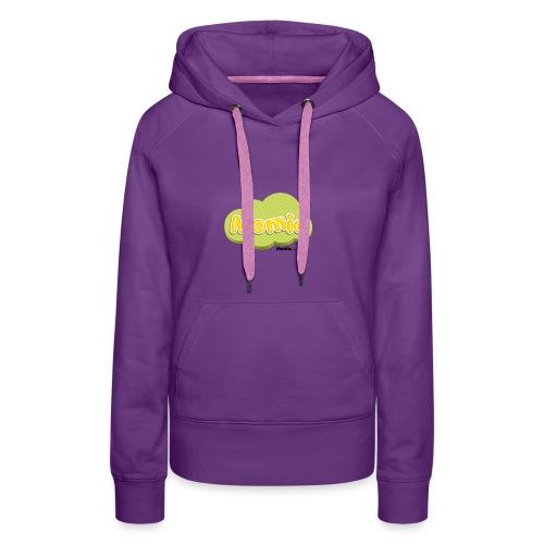 Logo van Momio - Vrouwen Premium hoodie