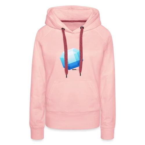 Saffier - Vrouwen Premium hoodie
