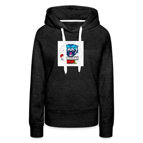 DoeMaarNiet.Okhe - Vrouwen Premium hoodie