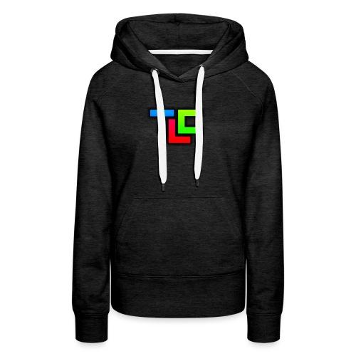 TLC - Frauen Premium Hoodie