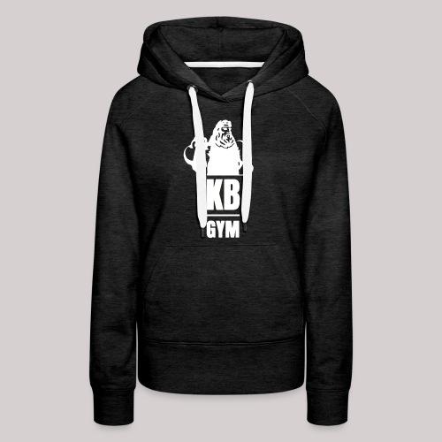 BOS_Kettlebellgod - Frauen Premium Hoodie