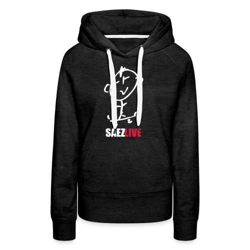 Skater (version light) - Sweat-shirt à capuche Premium pour femmes