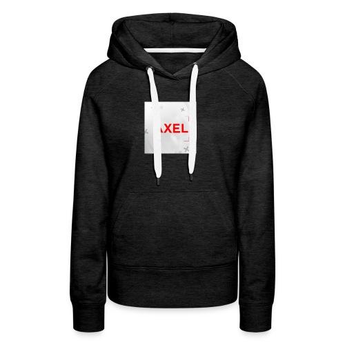 Youtube Logo - Vrouwen Premium hoodie