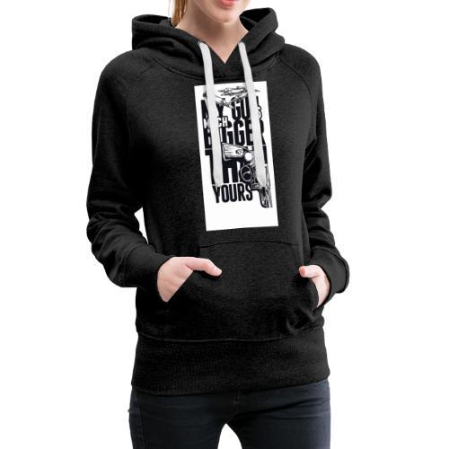 gun - Frauen Premium Hoodie