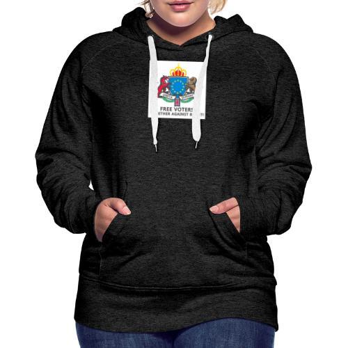 Logo PNG - Frauen Premium Hoodie