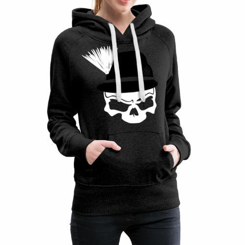 Steirerhutskull - Frauen Premium Hoodie