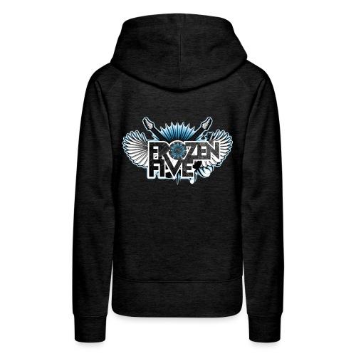 Frozen Five - Vrouwen Premium hoodie