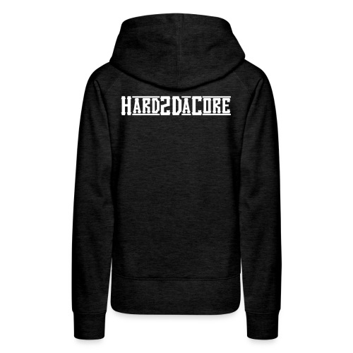 Hard2DaCore - Frauen Premium Hoodie