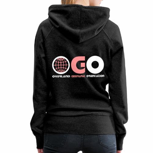 OGO-23 - Sweat-shirt à capuche Premium pour femmes