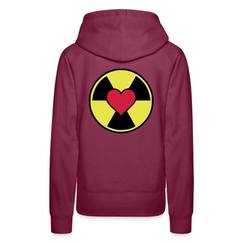 Nuclearlove - Naisten premium-huppari