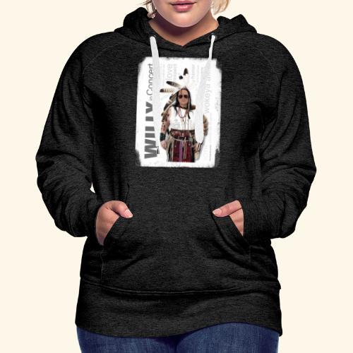 Shirt N19 - Frauen Premium Hoodie