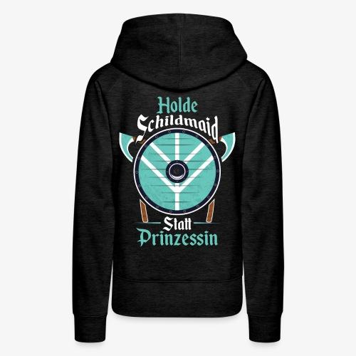 Holde Schildmaid - Frauen Premium Hoodie
