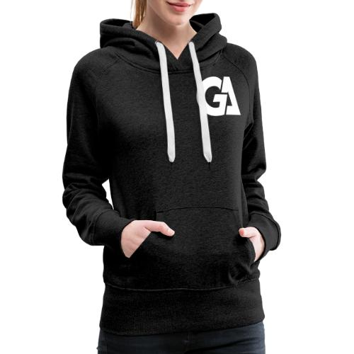 Gaming Alliance Wit - Vrouwen Premium hoodie
