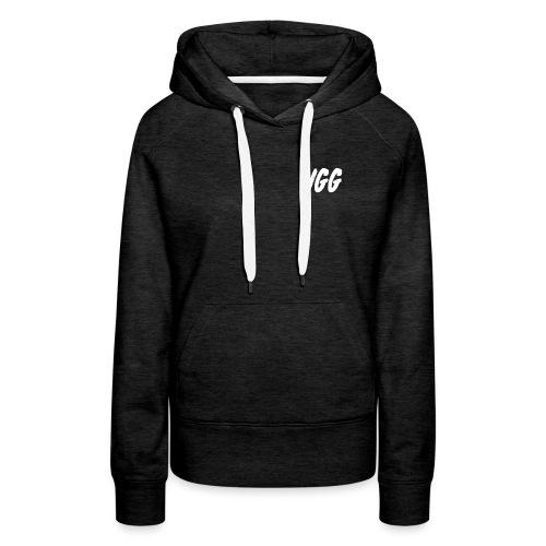 HetGameGebied - Vrouwen Premium hoodie