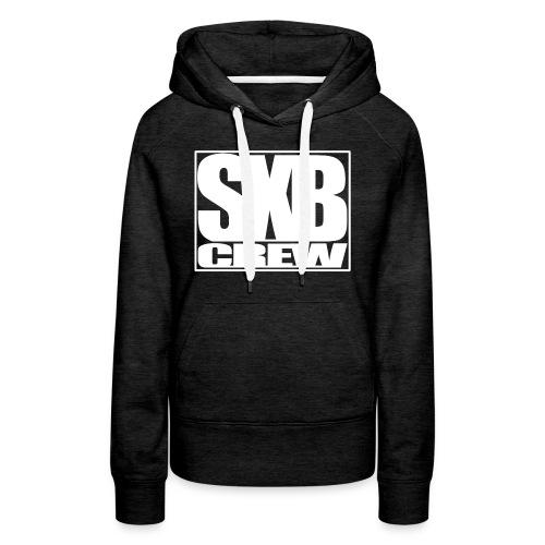 SXB Crew logo - Vrouwen Premium hoodie