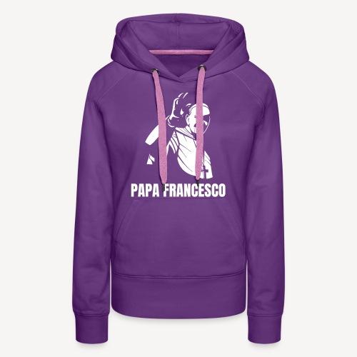 Papa Francesco Alè - Women's Premium Hoodie
