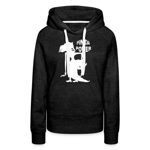 PINDA POWER MANNEN REGULAR - Vrouwen Premium hoodie