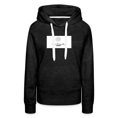 Blessed by Insanity - Vrouwen Premium hoodie